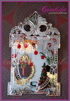 Christmas decorations by Candida pracownia dekoracji  #christmasdecorations