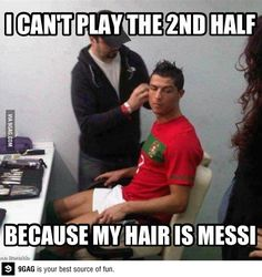 Christiano Ronaldo's greatest fear