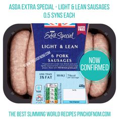asda - light and lean-New Slimming World Shopping Essentials astuce recette minceur girl world world recipes world snacks Aldi Slimming World Syns, Asda Slimming World, Slimming World Shopping List, Slimming World Survival, Slimming World Puddings, Slimming World Tips, Slimming Word, Slimming World Recipes Syn Free, Shopping Lists