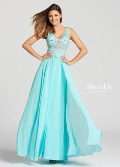 Ellie Wilde - EW118150 - All Dressed Up, Prom Dress