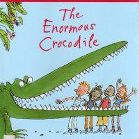 The Enormous Crocodile is Roald Dahls early reader book -- Delightful!