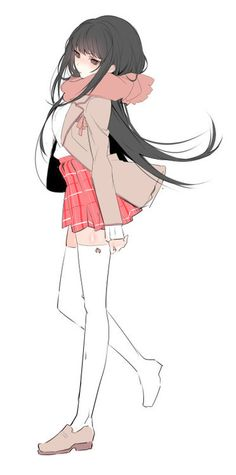 i want my ☆ #AnimeTime ☆ Girl | via Tumblr
