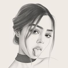Drawing Techniques For Beginners Cartoon Portrait Sketches, Art Drawings Sketches Simple, Realistic Drawings, Beautiful Drawings, Pencil Portrait, Easy Drawings, Van Gogh Drawings, Bird Drawings, Pencil Art Drawings