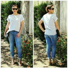 Jeans bem básico