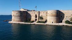 Il Castello Aragonese di Taranto