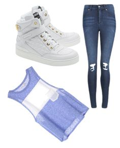 """""""Tom Boy"""" by mag11rich on Polyvore featuring Moschino and Cheap Monday"""