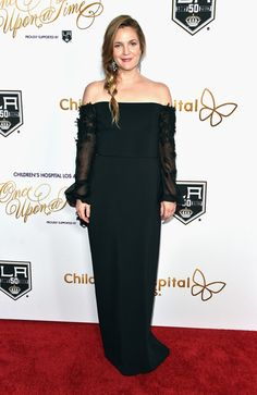 """Actress Drew Barrymore attends the 2016 Children's Hospital Los Angeles """"Once Upon a Time"""" Gala at L.A. Live Event Deck on October 15, 2016 in Los Angeles, California."""