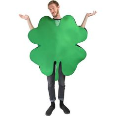 Adult Clover Costume