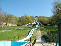 The Notorious and Abandoned Action Park Amusement Park in Vernon, NJ... The remaining rides from Action Park, in Vernon, NJ, a successful water park in the 1980s until six fatalities and many lawsuits forced its closing.