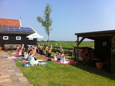 Retreat for a Day: Yoga & Healthy Cooking