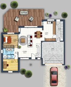 constructeur maison traditionnelle les sorinières loire atlantique 44 | Depreux Construction