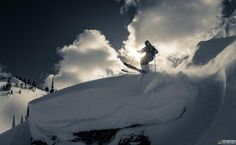 Photograph Selkirk Wilderness Skiing by Geoff Holman on 500px