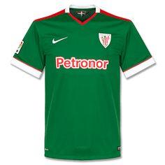 07972c8e956 Nike Athletic Bilbao Away Shirt 2014 2015 Athletic Bilbao Away Shirt 2014  2015 http