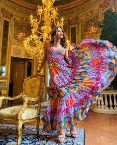 Ibiza Fashion, Lily Pulitzer, Shoulder Dress, Dresses, Style, Vestidos, Swag, Dress, Gown
