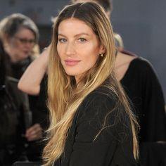 Gisele Bundchen Is the New Face of Chanel Beauty
