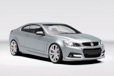 New Holden Monaro