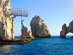 Pirate Ship Booze Cruise in Cabo