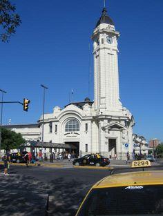 Argentina - Rosario - Stazione dei pullman.