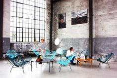 sillas acapulco en interior - Buscar con Google