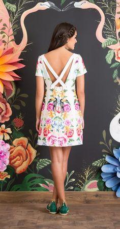 Vestido Tropicália I