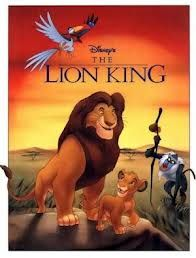 using the lion king to teach about food chains and ecosystems... DUH!