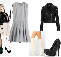 """""""Perrie Edwards Style 68"""" by nicolesamile ❤ liked on Polyvore"""