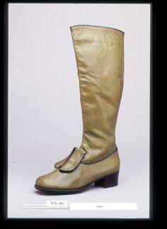 Wanda, Knee boot, sample