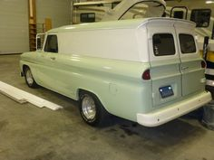1000 Images About Panel Trucks On Pinterest Trucks Chevy And Dodge