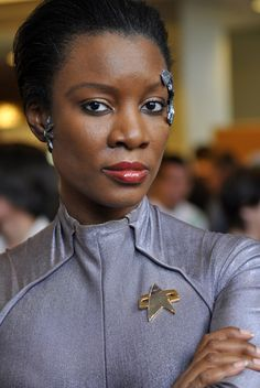 X Character: Seven of Nine Series: Star Trek:...