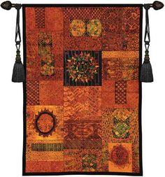 Guatemala Wall Tapestry