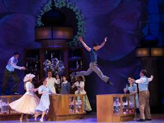 An American In Paris opened Sunday, April 12 at the Palace Theatre. The original Broadway musical is set in 1945 in Paris, at the end of World War II. Broadway Tickets, Broadway Nyc, Broadway Plays, Broadway Shows, Theater Tickets, Tour Eiffel, San Francisco Theater, Times Square, An American In Paris