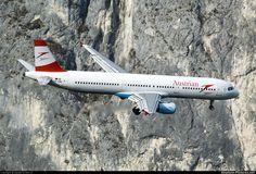 OE-LBD  Airbus A321  Austrian Airlines Innsbruck - Austria. Photo by Danijel Jovanovic