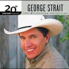george strait   George Strait - 20th Century Masters: The Millennium Collection: Best ...