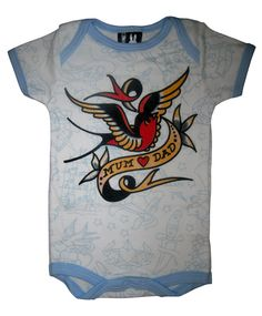 Rockabilly Baby Onesie i i neeeed this