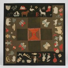 early baby quilt