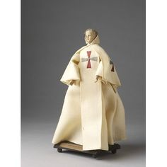Trinitarian Friar (Ecclesiastical figure)   V&A Search the Collections