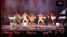 Winner was Greece. Helena Paparizou - My Number One. Held in Kiev. Helena Paparizou, Eurovision Songs, Greatest Hits, Number One, Music Publishing, Music Songs, Concert, Artist, Greece