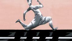 5 entrenamientos para perder peso corriendo
