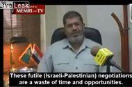 Egypt's Leader, Morsi, Made Anti-Jewish Slurs - NYTimes.com