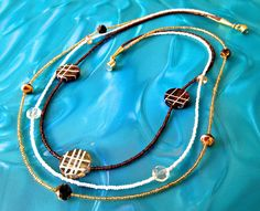 Amber & Cream Necklace $28.00 on mjcali1048@hotmail.com