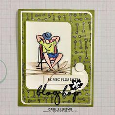 Scrapbook toujours Stampin Up, Jaba, Scrapbook, Baseball Cards, Blog, Inspiration, Watercolor Pencils, Prints, Pattern Paper