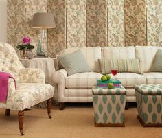 Calico makes it easy with free interior design services, custom furniture, window treatments & other home décor, all made with the best designer fabrics. Calico Corners Fabric, Custom Furniture, Home Furniture, Free Interior Design, Interior Ideas, Home Decor Fabric, Creative Decor, Designer, Living Room