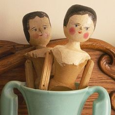 Penny Wooden Dolls...have always thought they were 'classy'!