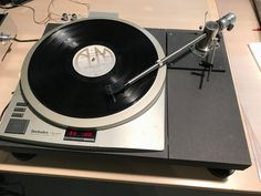 Lenco with 12 Inch extansion Hifi Turntable, Tv, Projects, Vintage, Libros, Log Projects, Tvs, Television Set, Television
