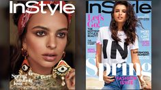 2/6/17, Glossy: InStyle reasserts relevance with first cover-to-cover issue under Laura Brown