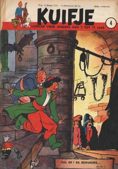 Jacques Laudy (7 April 1907  28 July 1993 Belgium) was a comics creator who was the son of two painters... Jacques Laudy (7 April 1907  28 July 1993 Belgium) was a comics creator who was the son of two painters. His career began in 1940 in the French and Flemish editions of Bravo! illustrating stories and drawing features such as Gust le Flibustier. He introduced his childhood friend Edgar P. Jacobs to the editor and helped start the latters career as well. In 1946 Tintin artist Hergé…