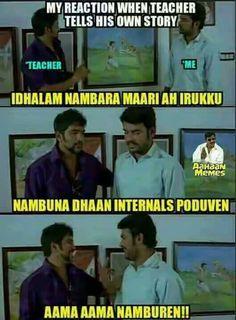 Funny Cartoon Memes, Funny Baby Memes, Movie Memes, Really Funny Memes, Movie Quotes, Funny Pics, Funny Jokes, Funny Pictures, Tamil Jokes