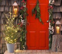 1000 images about decorations exterieur de noel on for Decoration exterieur noel sapinage