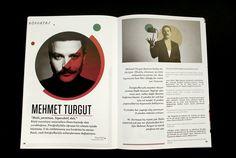 MECMUA- Magazine Design by Alper YILDIRIM, via Behance