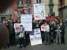 Napoli, Aprile 2011